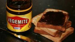 Sandwich Vegemite