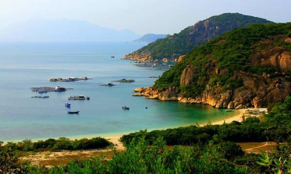 Kinh nghiệm du lịch đảo Bình Ba (Khánh Hòa)