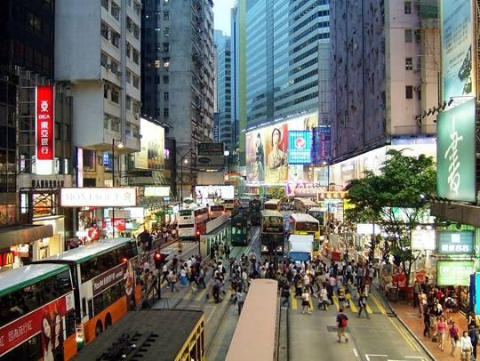Khu Causeway Bay