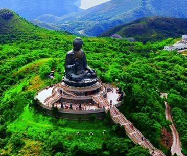 Tượng Phật Tian Tan