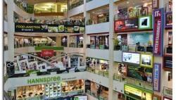 Bên trong Funan IT Mall