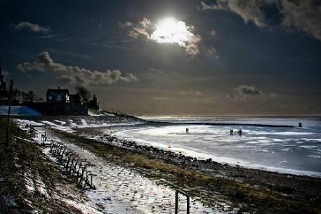 hồ Ijsselmeer.