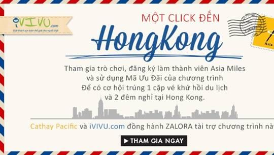iVIVU.com - Một click đến Hong Kong