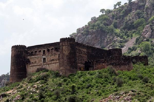 Pháo đài Bhangarh - Rajasthan, Ấn Độ