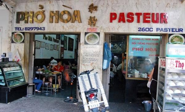 Phở Hòa Pasteur