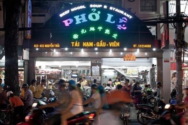 Phở Lệ Sài Gòn