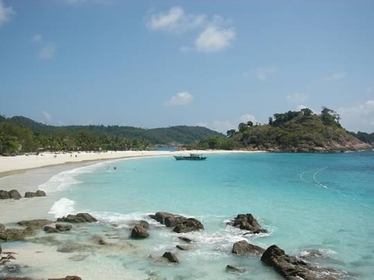 Bãi biển Pasir Panjang