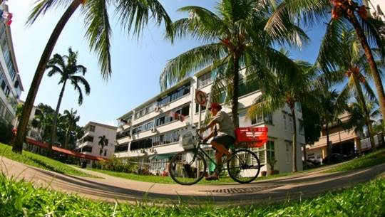 Một góc nhìn khác về singapore
