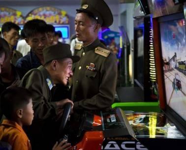 Khu vui chơi ở Triều Tiên