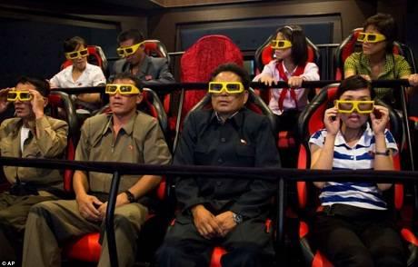 Xem film 3D
