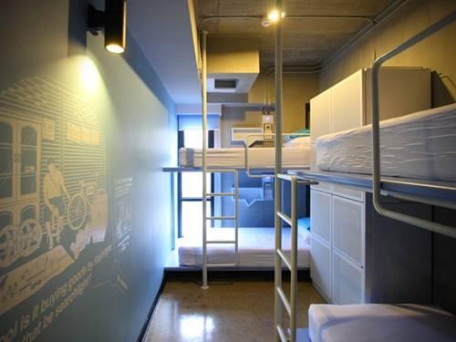 Hostel Thailand