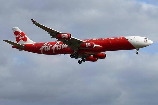 Air Asia có nhiều chuyến bay giá rẻ đến Bangkok