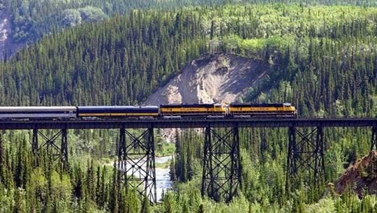 Cung đường sắt