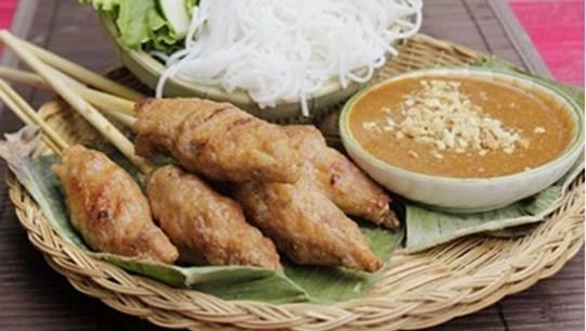 nem nuong Quang Ngai