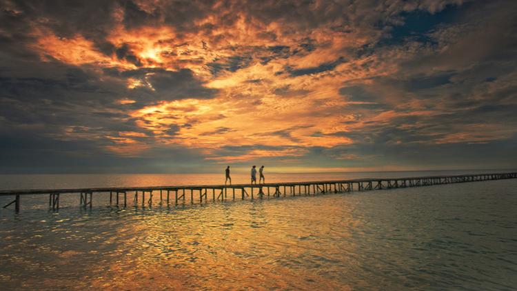 Đảo Derawan - Indonesia