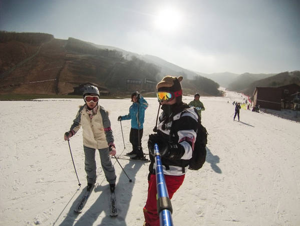 Trượt tuyết ở Hàn Quốc