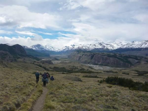 Vườn Quốc Gia Los Glaciares, Argentina