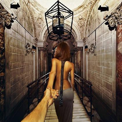 """""""Follow me to"""" khách sạn Praktik Rambla, Barcelona, Tây Ban Nha, post lên Instagram của Osmann ngày 7/11/2013."""