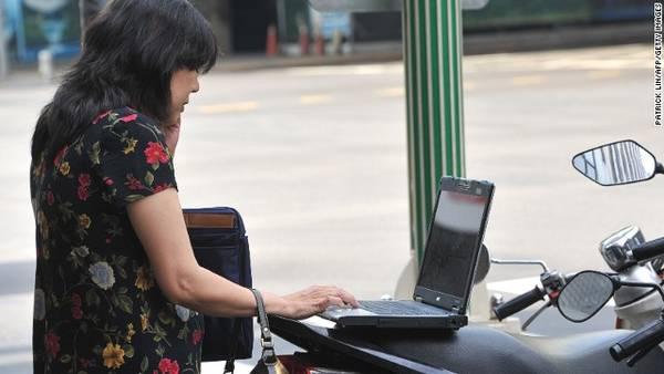 Đài Loan có một mạng WiFi trên toàn quốc miễn phí. Đó là một trong những nơi đầu tiên trên thế giới để cung cấp WiFi miễn phí trên quy mô lớn.