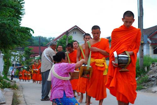 Luang Prabang - Luông Pha Băng miền Bắc Lào - Ảnh 5