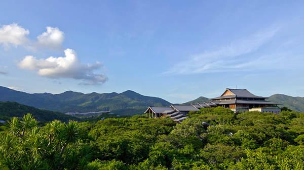 Amanoi Resort giữa vùng thiên nhiên hoang dã Vườn quốc gia Núi Chúa thuộc tỉnh Ninh Thuận