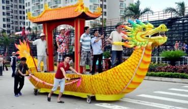 Carnaval Hạ Long 2014 'nóng' trước giờ G