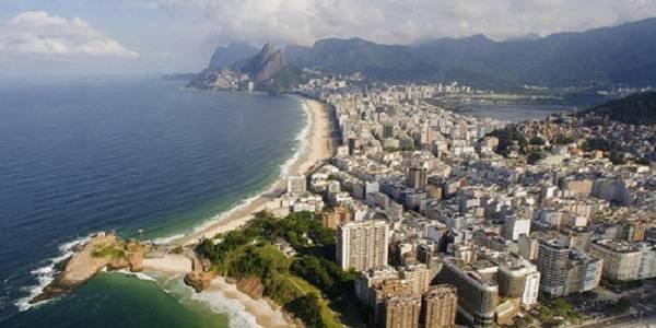 Thành phố của những ước mơ tại Brazil