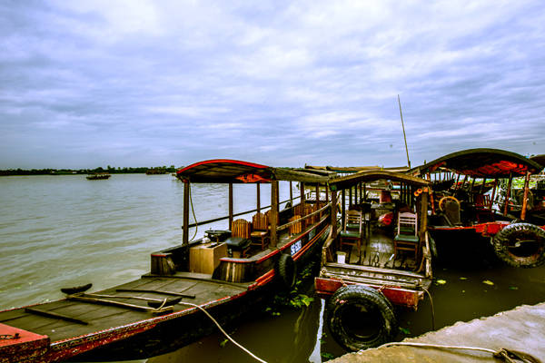 Khám phá đồng bằng sông Cửu Long