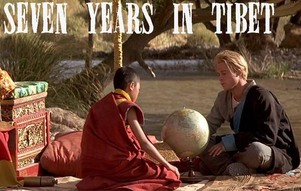 Seven Years in Tibet (Bảy năm ở Tây Tạng)