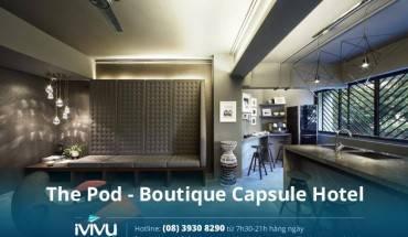 Khách sạn The Pod - Boutique Capsule