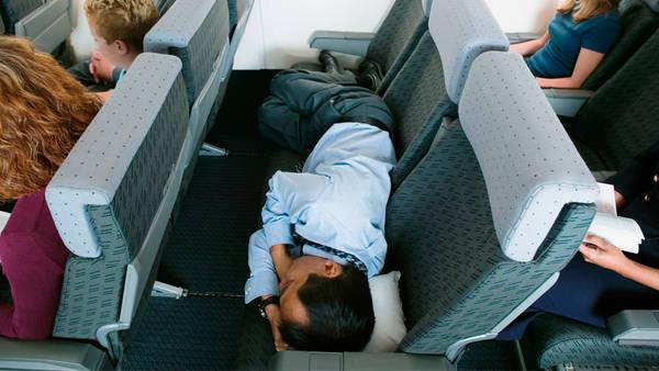 Một giấc ngủ ngon là một trong những điều quan trọng để bạn có đủ sức khỏe và tỉnh táo để bắt đầu cuộc hành trình của mình.
