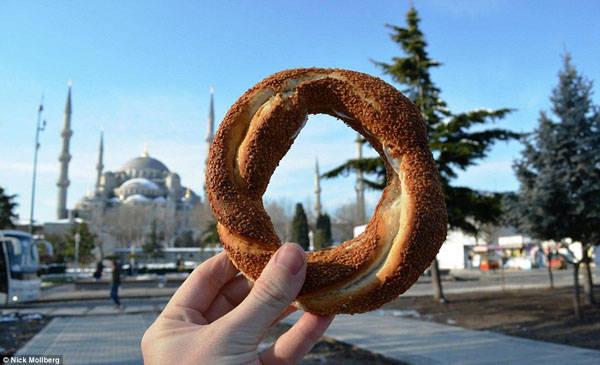 """Món ăn đường phố là một """"hiện tượng"""" ở Istanbul, Thổ Nhĩ Kỳ"""