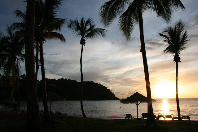 Đảo quốc St. Lucia