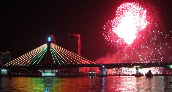 Trình diễn pháo hoa quốc tế Đà Nẵng