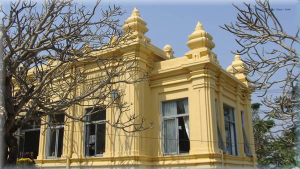 Bảo tàng Điêu khắc Chăm thành phố Đà Nẵng