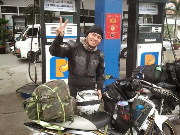 Cần lưu ý bảo dưỡng xe máy trước và trong chuyến đi.