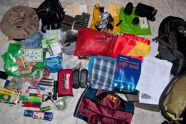 Kinh nghiệm phượt xuyên Việt
