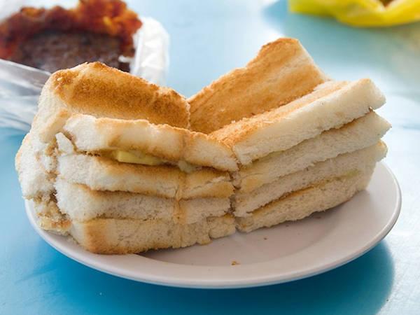 Bánh mỳ nướng Kaya