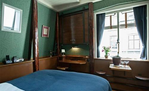 Khách sạn được xếp vào top những khách sạn nhỏ nhất thế giới.