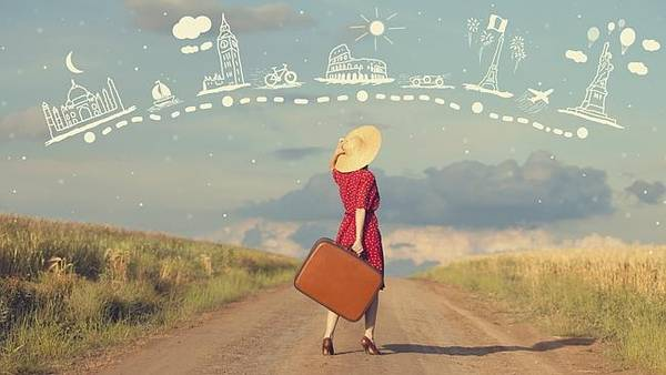"""""""Phụ nữ Đông Nam Á đang nắm bắt những ảnh hưởng tích cực từ việc du lịch """"độc hành"""" hoặc du lịch cùng với những người phụ nữ khác""""."""