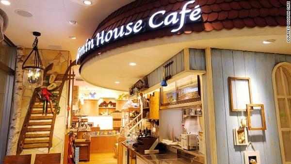 Năm 2014 là kỷ niệm 100 năm ngày sinh của nhà văn Tove Jansson - cha đẻ của các Mumi  Quán cafe độc đáo giúp khách hàng không còn cô đơn tại Nhật quan ca phe chong co don o nhat ban 7 ivivu