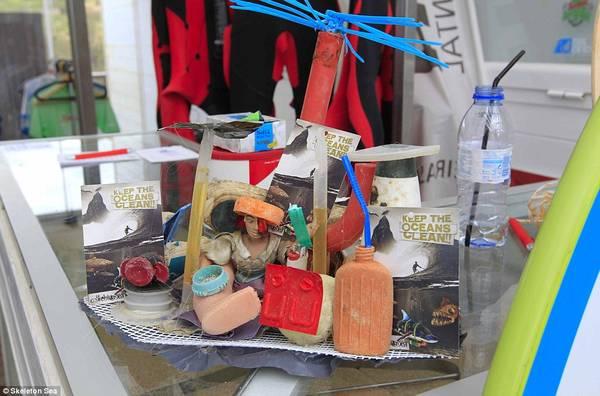 Tác phẩm nghệ thuật từ rác thải