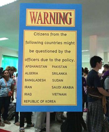 Cơ quan chức năng Thái Lan khẳng định đã có sai sót tại cửa khẩu Aranyapathet