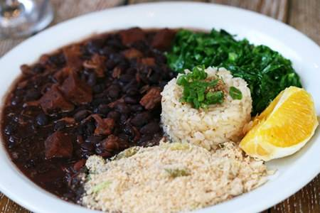 Hình ảnh món cơm đậu đen ngon tuyệt