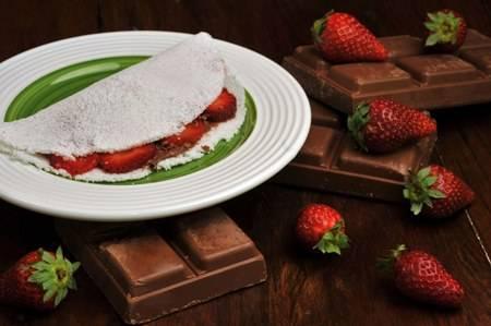 Món bánh Tapioca ngon tuyệt tại Brazil