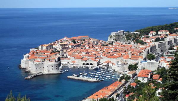Thành phố cổ Dubrovnik