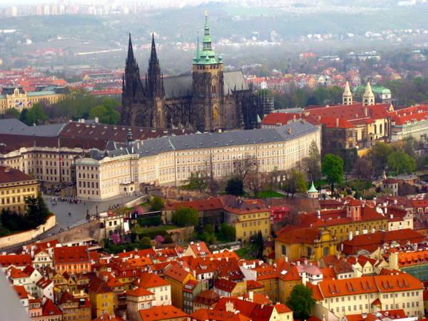 Thành phố Prague đầy lãng mạn