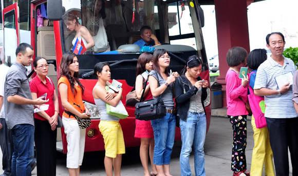 Tẩy chay tour Thái Lan