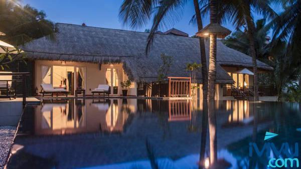 Victoria Phan Thiết Beach Resort & Spa - Biệt gia đình với bể bơi riêng tuyệt đẹp hướng ra đại dương xanh ngút ngàn cùng kiến trúc đặc sắc miền nhiệt đới