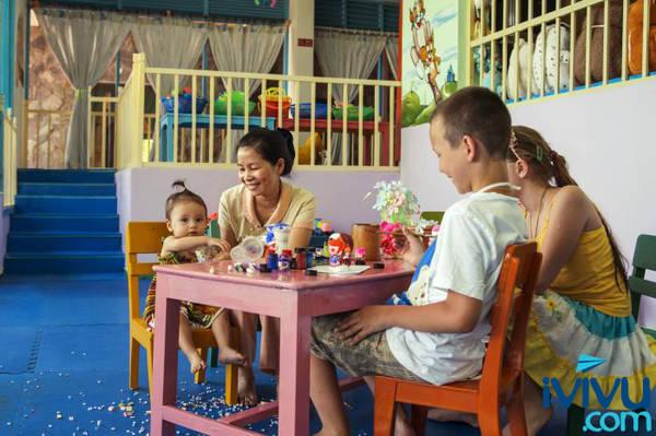 Victoria Phan Thiết Beach Resort & Spa - Victoria Kids Club